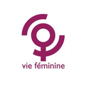 Logo de Vie Féminine, partenaire de l'Accueil des Tout-Petits